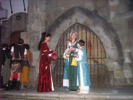 Fina Roca. II festa Renancentista, Viveiro 2009 053.jpg