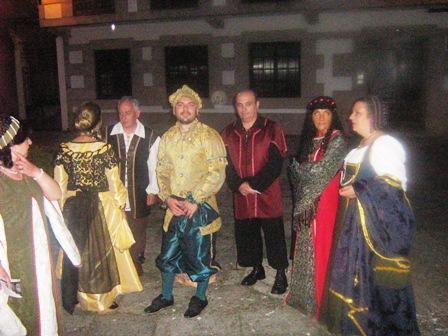 Fina Roca. II festa Renancentista, Viveiro 2009 055.jpg
