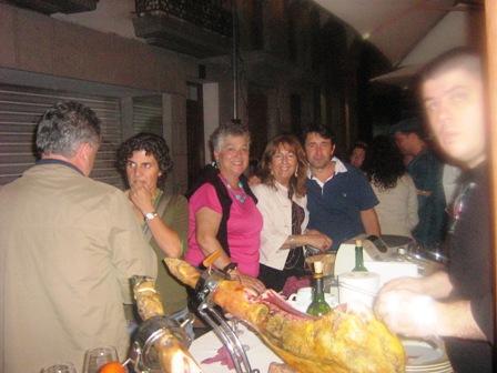 Fina Roca. II festa Renancentista, Viveiro 2009 076.jpg