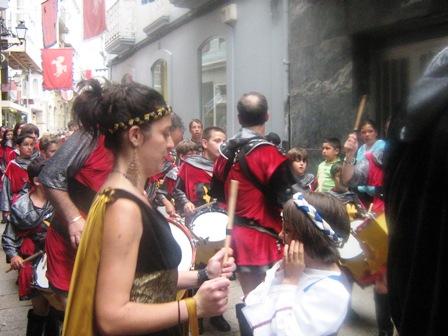 Fina Roca. II festa Renancentista, Viveiro 2009 041.jpg
