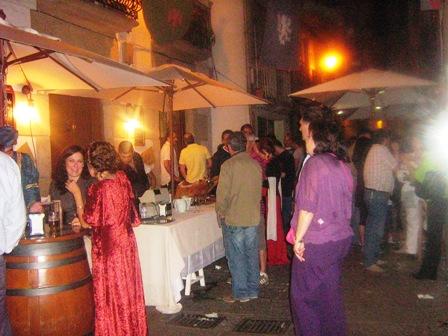 Fina Roca. II festa Renancentista, Viveiro 2009 072.jpg